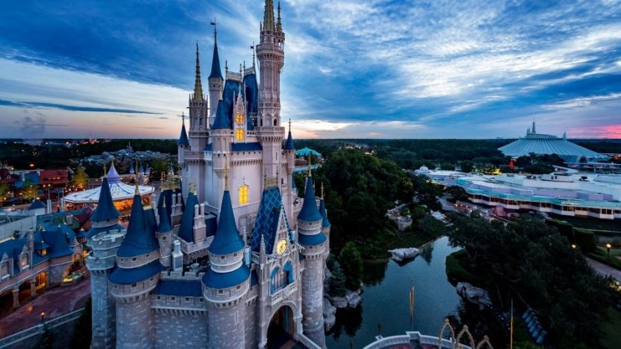Complexo da Disney passa por mudanças em face da pandemia - Walt Disney World Resort via Get