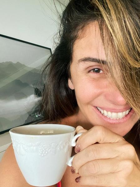 Giovanna Antonelli em recente publicação nas redes sociais - Reprodução/Instagram