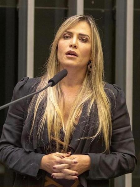 A deputada federal Celina Leão (PP-GO) é relatora do projeto de lei que autoriza o setor privado a comprar vacinas contra a covid-19 - Edmundo Souza/Divulgação