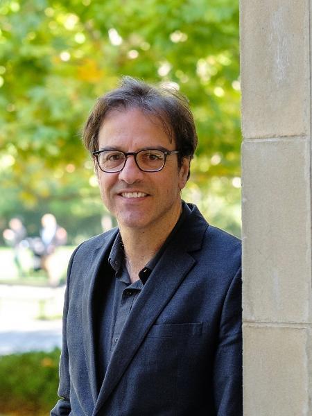 O autor Gyorgy Scrinis, professor de políticas públicas de alimentação da Universidade de Melbourne, na Austrália - Divulgação