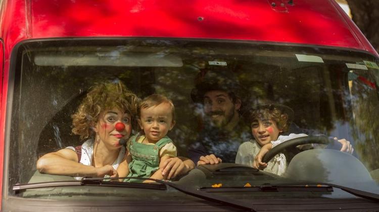 Familia Sarco du Aspalto y su autocaravana - Colección Personal - Colección Personal