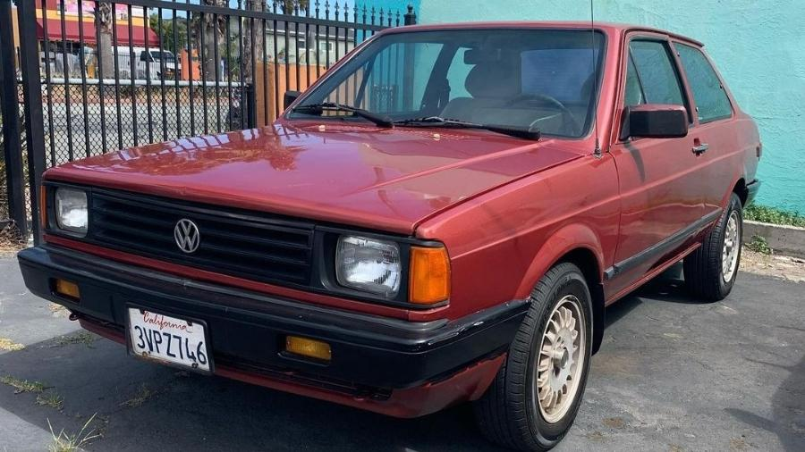 VW Fox Voyage vendido nos EUA - Reprodução