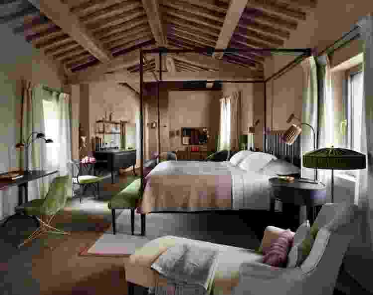 Hotel Reschio fica em um castelo de mais de mil anos (7) - Divulgação - Divulgação