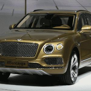 Bentley Bentayga - Murilo Góes/UOL
