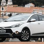 Hyundai HB20X - Murilo Góes/UOL