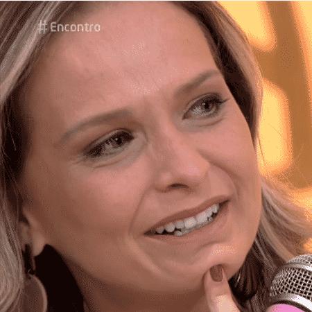 Fernanda Rodrigues relembra morte de avó - Reprodução/TV Globo