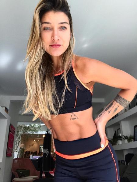 """""""No final, a Justiça foi feita"""", disse a musa fitness - Reprodução/Instagram"""