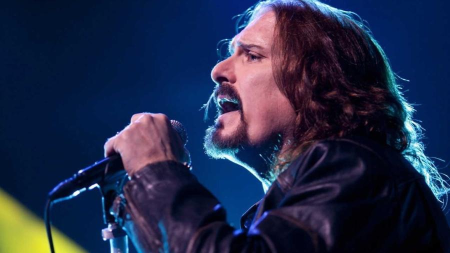 James LaBrie, vocalista do Dream Theater, vem ao Brasil em abril - Balazs Mohai/Efe