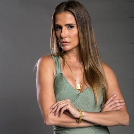 Deborah Secco  -  João Miguel Júnior/TV Globo