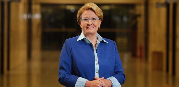 Aos 73 anos, a senadora Ana Amélia compõe chapa de tucano na disputa presidencial