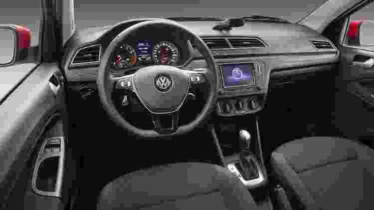 Volkswagen Gol 1.6 MSI - Divulgação - Divulgação