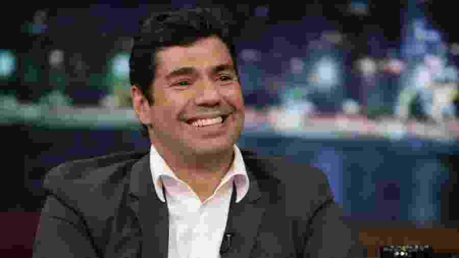 Felipe Bronze acertou com a Record, mas continua no GNT - Antonio Chahestian/Record TV