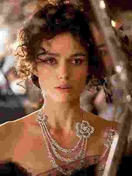 """Keira Knightley em cena de """"Anna Karenina"""" - Divulgação - Divulgação"""