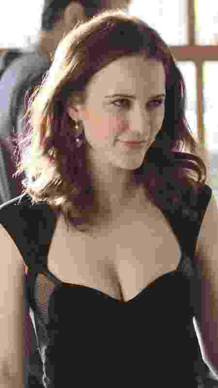 """Rachel Brosnahan como Rachel Posner, de """"House of Cards"""" - Reprodução - Reprodução"""
