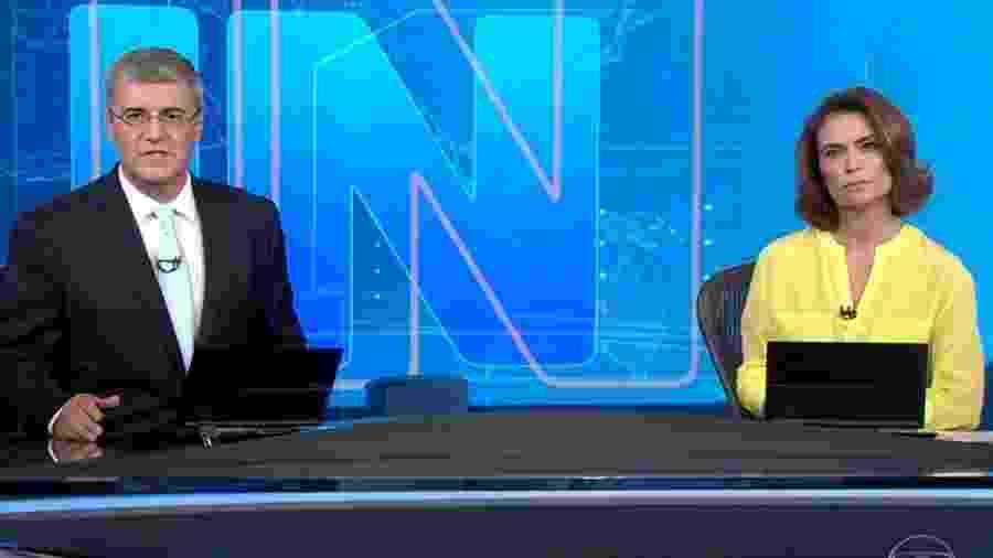 Flavio Fachel, jornalista da TV Globo - Reprodução/TV Globo