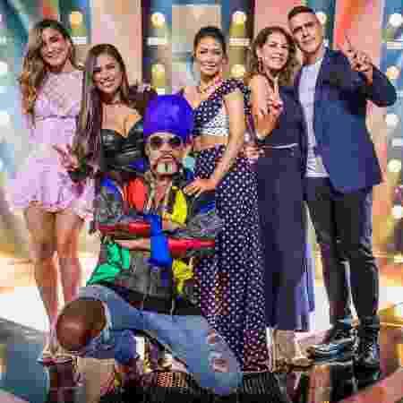 The Voice Kids - João Miguel Jr./Globo) - João Miguel Jr./Globo)