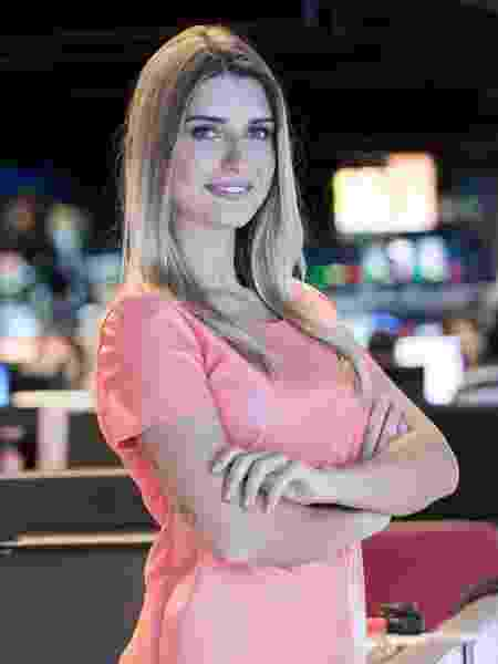 Joana Treptow poderá estar à frente de novo jornal na Band - Band