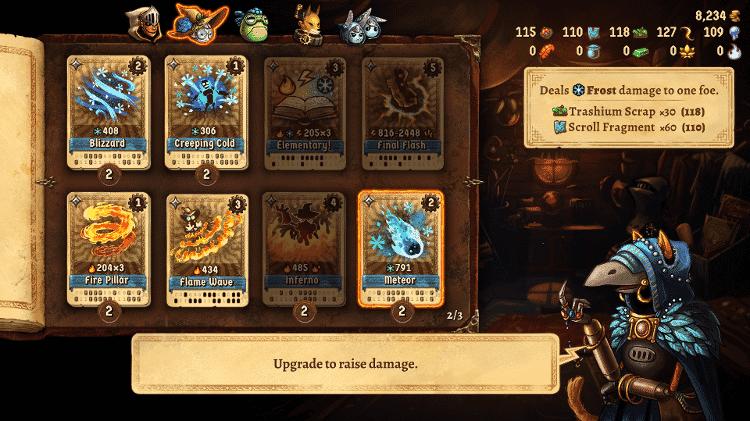 SteamWorld Quest - Cartas - Divulgação - Divulgação