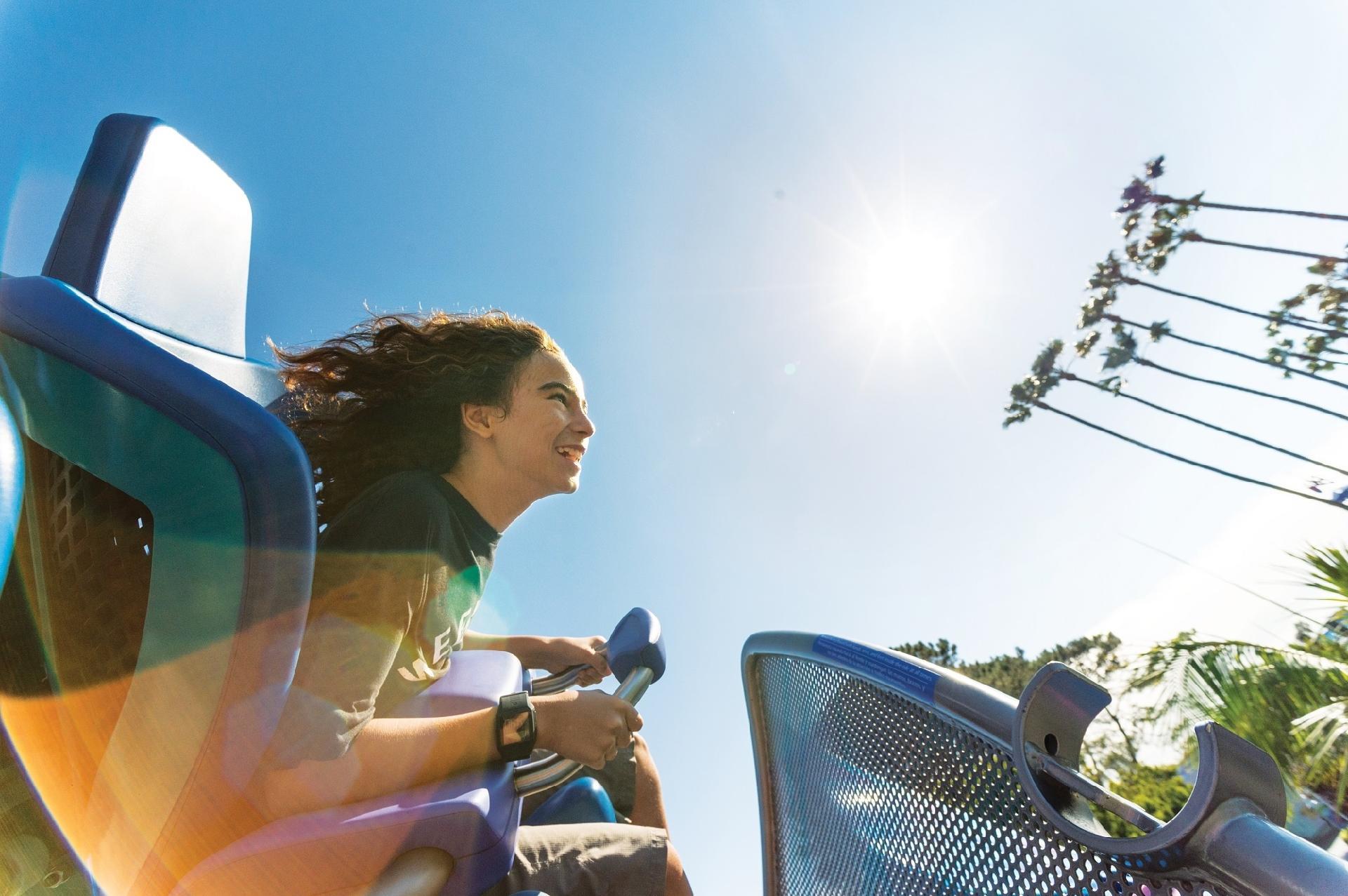 Além de Orlando, Califórnia tem parques de diversões incríveis; conheça