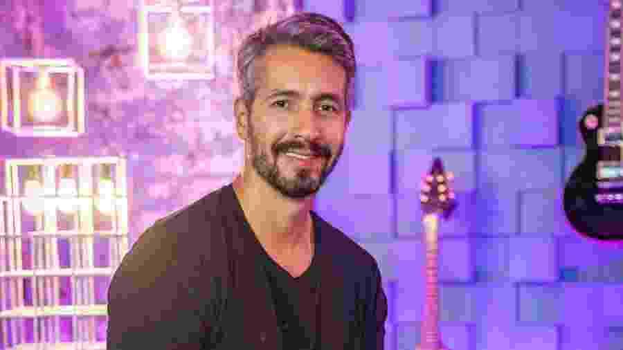 O repórter da Globo Danilo Vieira está no elenco do reality musical Popstar - Paulo Belote/Globo