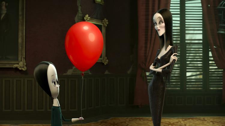 Animação de A Família Addams traz referências de outros filmes, como It - Divulgação