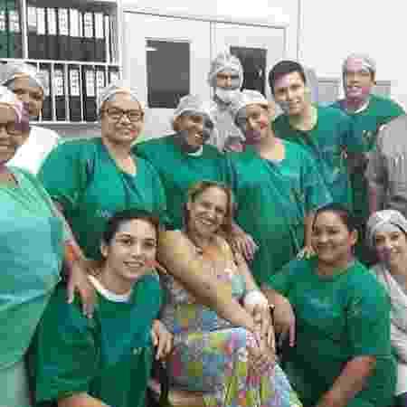 Equipe UTI de Rondônia - Arquivo Pessoal - Arquivo Pessoal