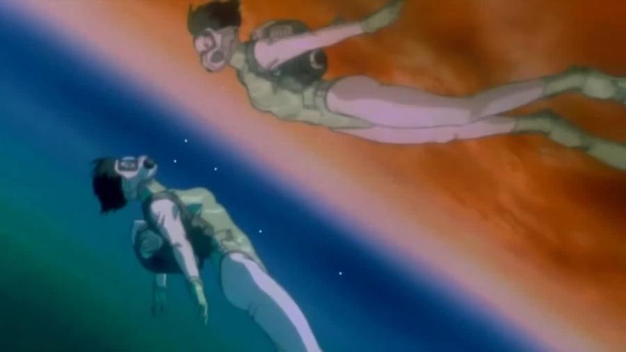 """""""Ghost in the Shell"""" (1995), um dos filmes da mostra """"Anime: O Fantástico Mundo das Animações Japonesas"""", do CCBB - Divulgação/CCBB"""