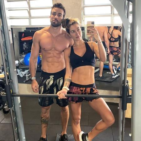 Erasmo negou caso extraconjugal, mas não deu mais detalhes sobre fim do casamento com Pugliesi  - Reprodução/Instagram