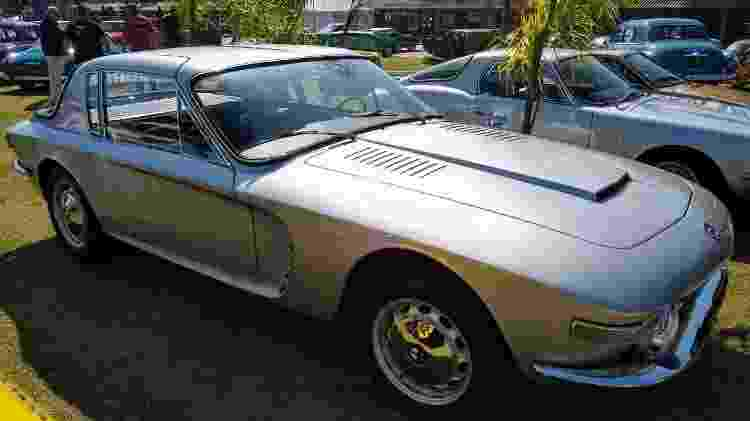 4200 GT Reinaldo Costa - Arquivo pessoal - Arquivo pessoal
