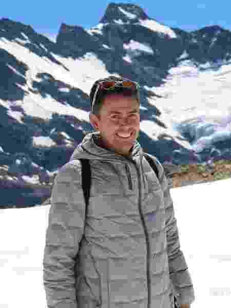 Nova Zelândia - Felipe Frossard - Arquivo pessoal - Arquivo pessoal