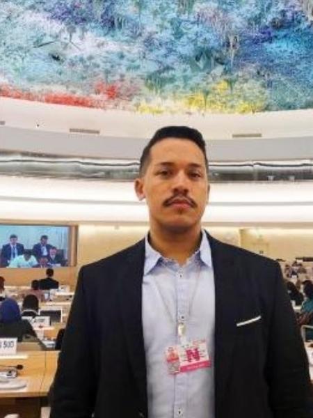 Pablo Nunes coordena a Rede de Observatórios da Segurança  - Arquivo Pessoal