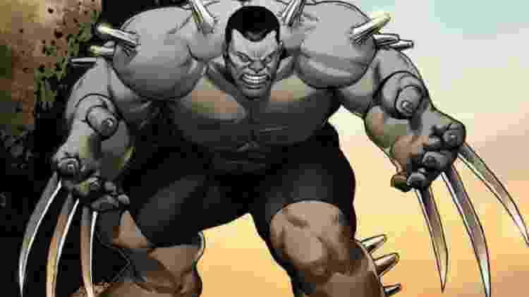 Mais do que nunca, o glorioso Arma H - Reprodução/Marvel - Reprodução/Marvel