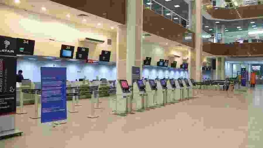 Aeroporto Santos Dumont, no Rio de Janeiro - Tomaz Silva/Agência Brasil