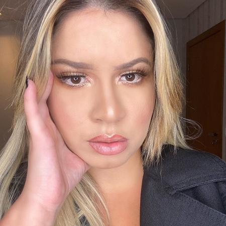 Marília Mendonça respondeu opinião de que seu Twitter parecia administrado por uma adolescente - Reprodução/Instagram @mariliamendoncacantora