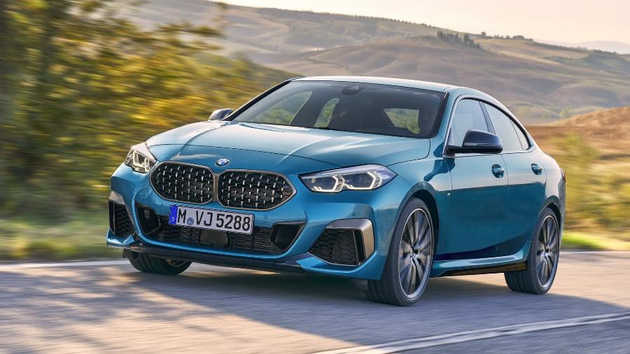 BMW Série 2 Gran Coupé - Divulgação