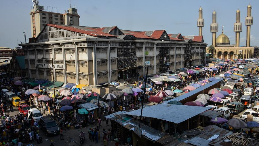 Lagos, na Nigéria - NurPhoto via Getty Images