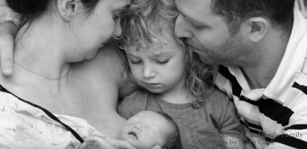 Em julho deste ano, Brandan Noah nasceu morto aos sete meses de gestação - Susan Cook/Nilmdts