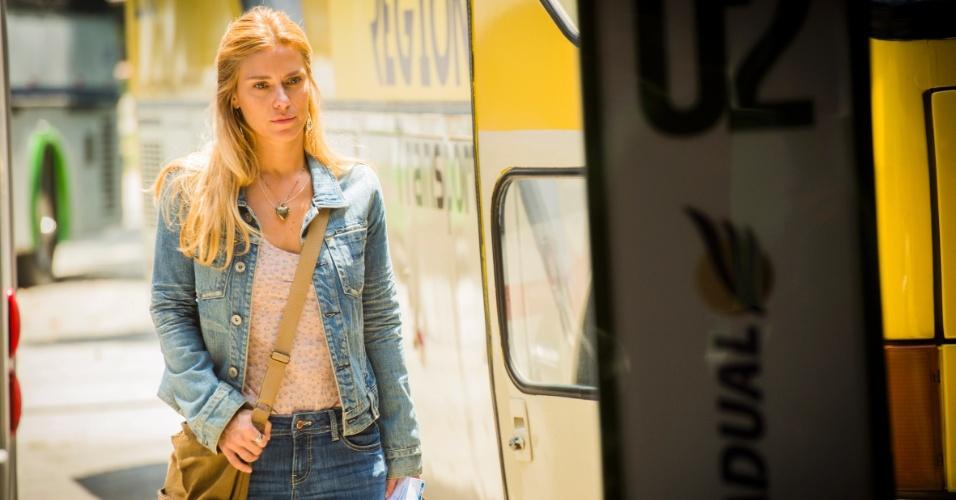 Lara, personagem de Carolina Dieckmann em