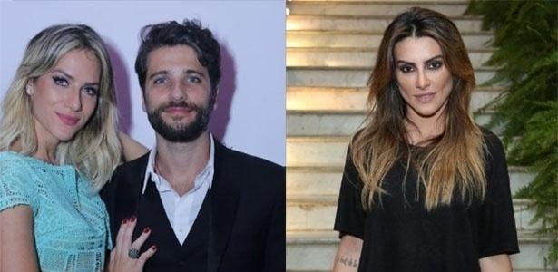 Giovanna Ewbank nega que Cleo Pires tenha sido responsável por Gagliasso rejeitar trabalho - Montagem UOL