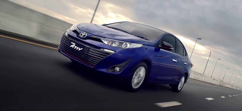 Divulgação/Facebook Toyota Thailand