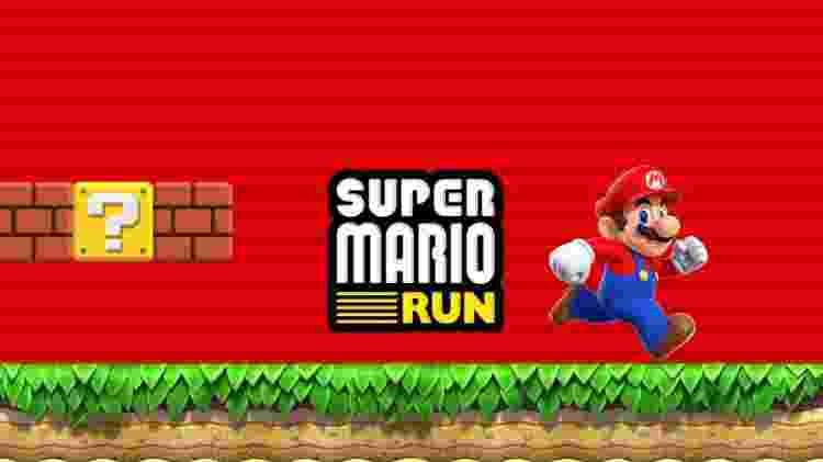 """Apesar da performance """"abaixo da esperada"""", a Nintendo considera """"Super Mario Run"""" um sucesso, porque o game foi aproveitado por públicos que há anos não jogavam nenhum """"Mario"""" - Divulgação/Nintendo"""