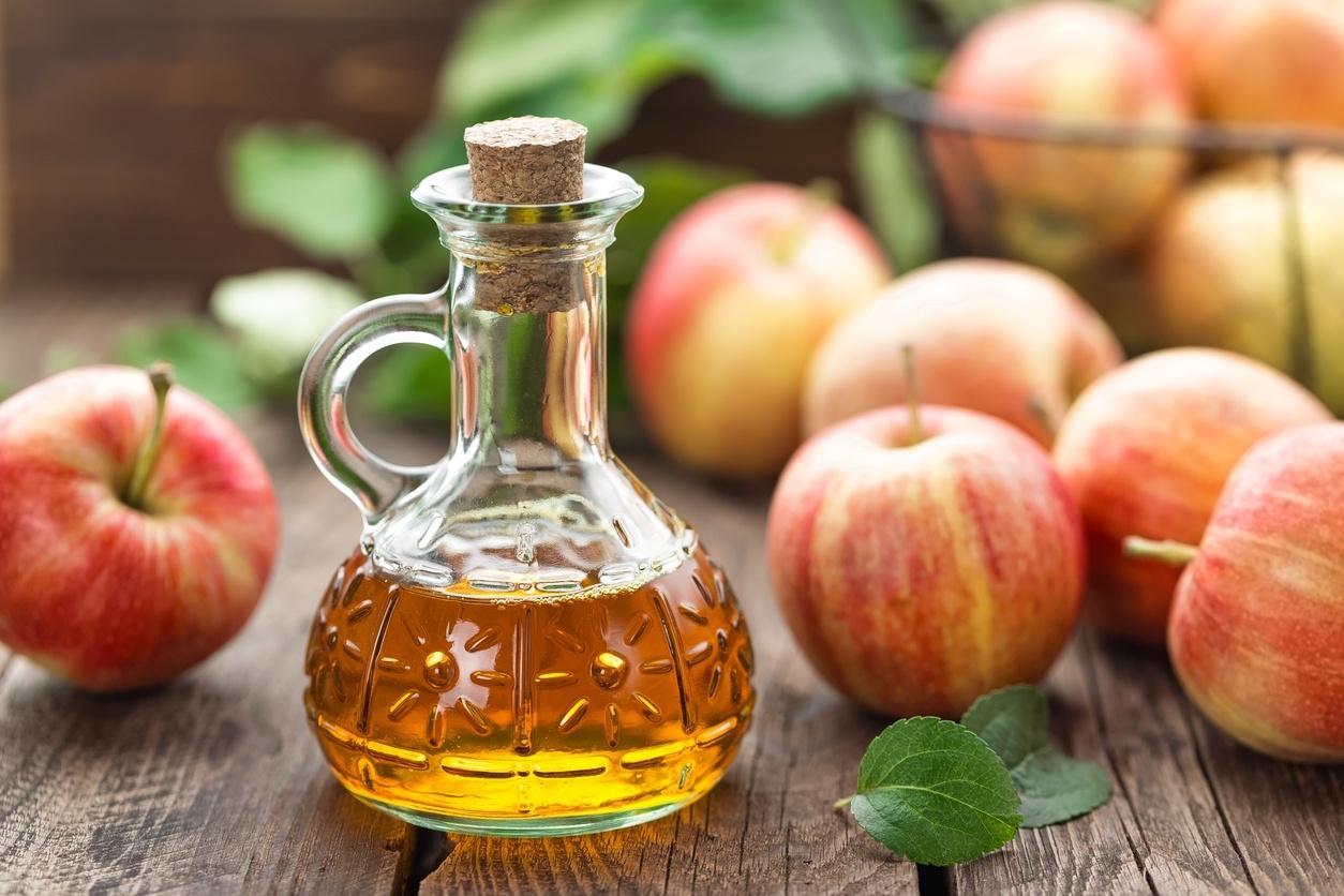 Vinagre de manzana para bajar de peso en capsulas de canela