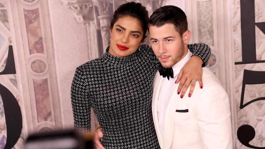 Priyanka Chopra e Nick Jonas - Getty Images