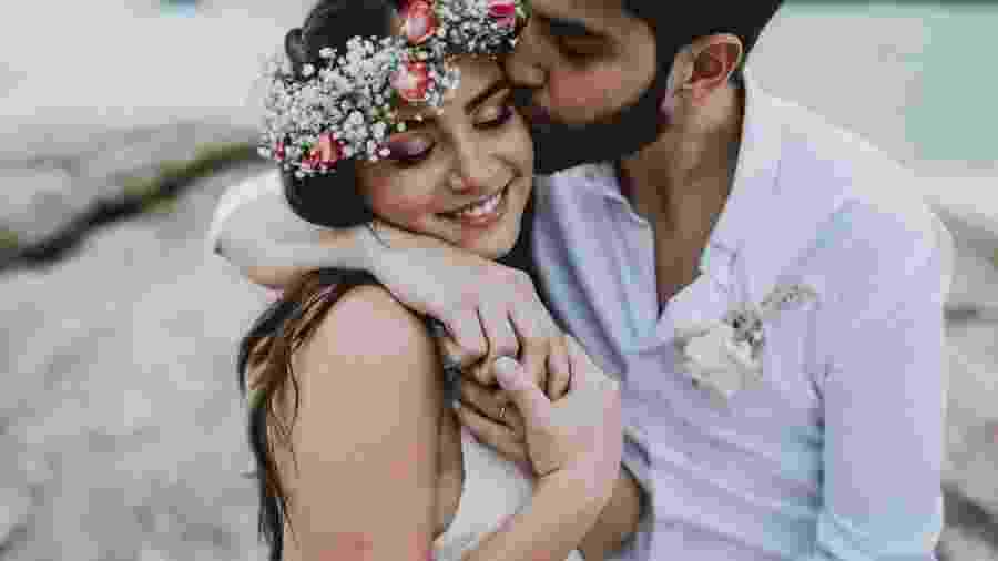 Casamento sem convidados, pais ou familiares: elas fizeram e amaram - Ale Bigliazzi/Divulgação