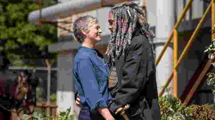 Rei Ezekiel vai engatar um romance com Carol - Divulgação - Divulgação