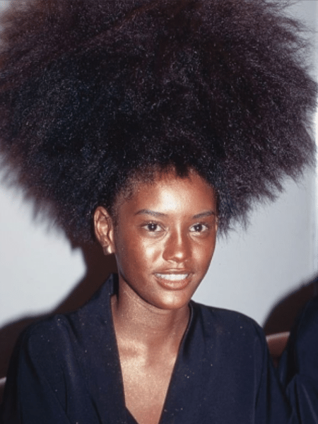 Taís Araujo em foto de 1996 - Reprodução/Instagram