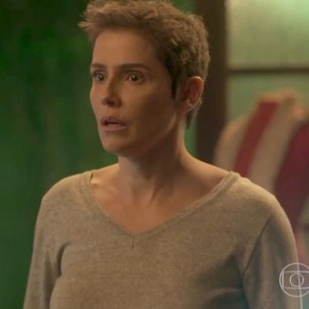 Karola (Deborah Secco)   - Reprodução/Globo
