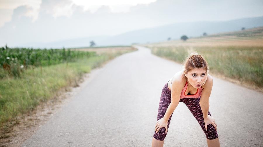 Manter a regularidade nos treinos e ter paciência é essencial para evoluir na corrida - iStock