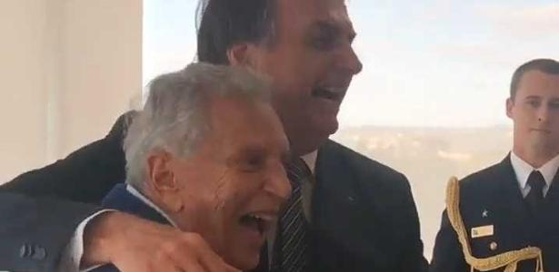SBT | Após Silvio, Danilo e Ratinho, Bolsonaro deve aparecer na Praça