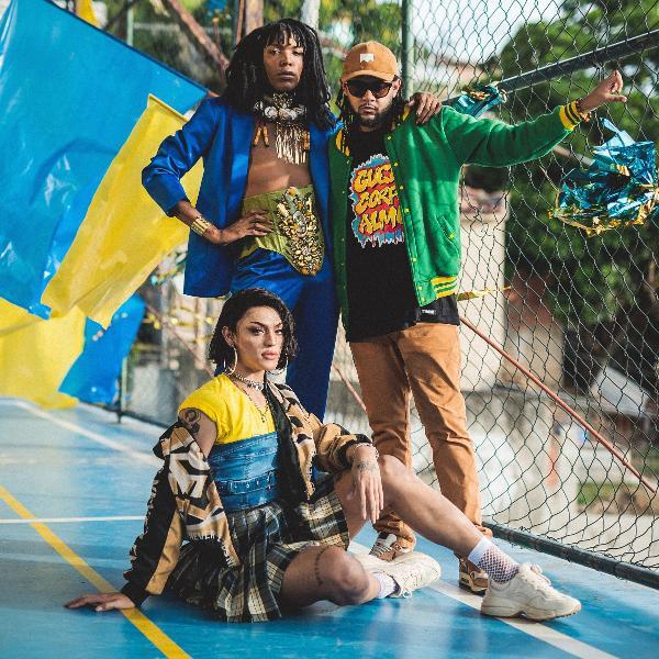 Majur, Emicida e Pabllo Vittar em 'AmarElo', indicado ao Grammy Latino